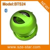 Promotional wireless outdoor speaker systems