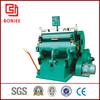 semi-auto paper die cutting machine ,china top manufacture with CE standard
