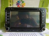 7'' 2Din In Dash HD Touch Screen Car Multimedia For VW Magotan DH7048