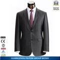 China ternosparahomens com designs mais recentes, black moda formal de negócios terno do casamento para os homens