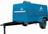 116 psi Compressor de Ar portatil 8 bar Compressor de Ar portatil Fluxo de ar 7.5 m3/min LGCY-7.5/8