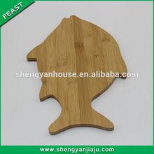Fashion Kitchen Bamboo Square Cutting Board