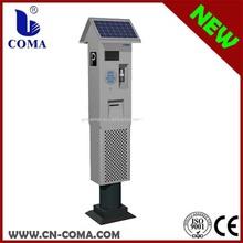 China parking lot entrance ticket machine