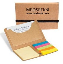 Sticky Note With Namecard Holder