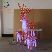 attractive appearance christmas decoration beaded curtains