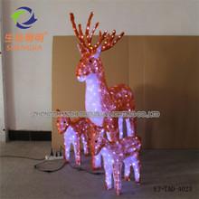 LED decoration bike christmas decorations