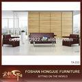 Round sofá chaise tx-233