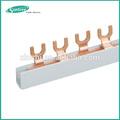 pente de cobre tipo de barramento mcb ou vermelho cobre barramento mcb