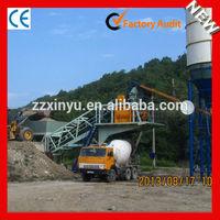 YHZS35 35cbm/h mobile Ready-mixed Beton Batching Plant