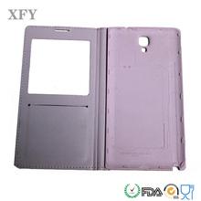 Promotional Bulk leather flip case for motorola atrix 4g mb860 moble phone