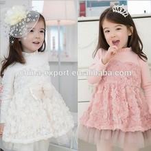 JPSKIRT140710 New Autumn Fashion Girl's Baby dress Lace Dress Children's dresses Kids wear Kids clothes