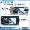 ZESTECH double din car dvd gps for ford focus car audio radio gps navigation