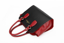 European top fashion leather handbags online made in China Hotsale Brand Leather Purse