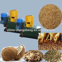 CS coconut fiber pellet making machine