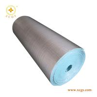 silver foil backed foam insulation board