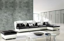 italian leather sofa design corner leather sofa for living room furniture