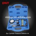 Haute qualité 8 pc essence engine compression tester / cylindre détecteur de pression kit / chine fournisseur / réparation automobile outils
