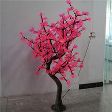 holiday decorative led play light string cone-shape led tree through saso test ce rohs