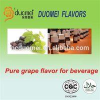 Pure grape flavor essence for beverage