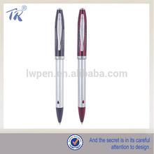 Good Quality Twist Sliding Logo Metal Pen