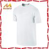 140GSM 100 polyester t shirts plain white t shirts t shirt men sporting design