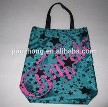 New Arrival Creative Nylon Foldable Reusable Shopping Bag For Promotion
