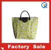 Professional factory wholesale promotional folding oxford recycle bag