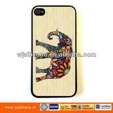 cute cartoon design for iphone 5 cover case