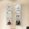 beauty distributors stainless steel pharmacy rack