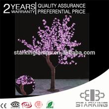 1.2M Indoor led bonsai tree led street light fitting