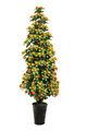 170cm altura da torre de frutos artificiais aritificial flores decoração