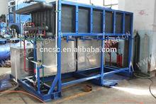 blocco di ghiaccio macchina usata per la conservazione degli alimenti