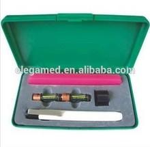 Medical mini diagnostic set ophthalmoscope otoscope