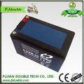 Mejor de plomo ácido de la batería partes 12v 24ah 6-dzm-24 para seguridad sistema de alarma