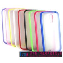 PC+TPU mobile phone case I9500 Galaxy S4