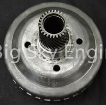 ORIGINAL Transmission 5R55NSW 5R55N 5R55S 5R55W - FORD - SHELL 55T NO BEARING - CHECKED, GOOD USED