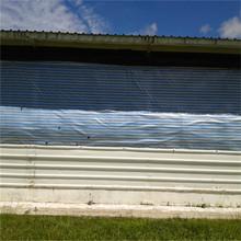 Seismic confinement chicken poultry hen coop house ark run