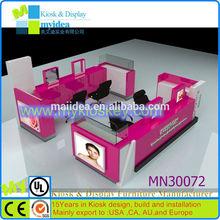 Custom made and top grade eyebrow kiosk/eyebrow threading kiosk/nail kiosk