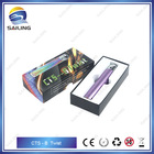 Sailing Newest Design Colorful 2200mah ego voltage Adjustable CTS-B Battery
