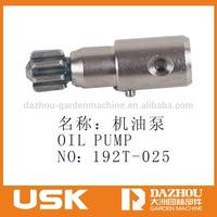 MS192T gasoline chainsaw engine spare parts oil pump