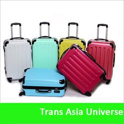 High Quality Custom Logo cheap polo trolley luggage
