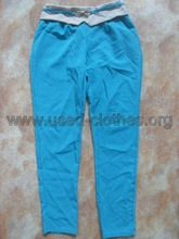 Best grade DDA used china import clothes for export