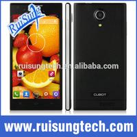 "Original CUBOT P7 MTK MT6582M Cortex A7 Quad Core 1.3GHz Android 4.2.2 cellphone 5"" IPS HD Mobile Phone"