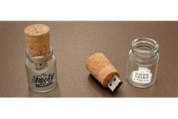 cool glass jar usb 2.0 flash drive