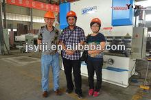 Press Brake machine/ Steel bending WC67K/Y 160*3200
