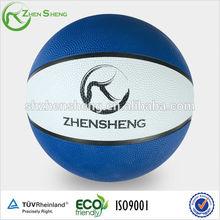 newly design rubber basketball promotional balls