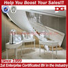 New Design MDF Elegant Retail Shop Jewellry Display Showcase