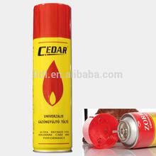 Lighter Gas Refill Butane Universal Fluid Fuel Ultra Refined 300ml 10.14 Oz New