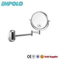 6 Inches Hotel Bathroom Wall-Mounted Magnifying Shaving Bath Mirror MR8015