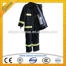 Flame Retardant Kevlar Fire Fighting Suit